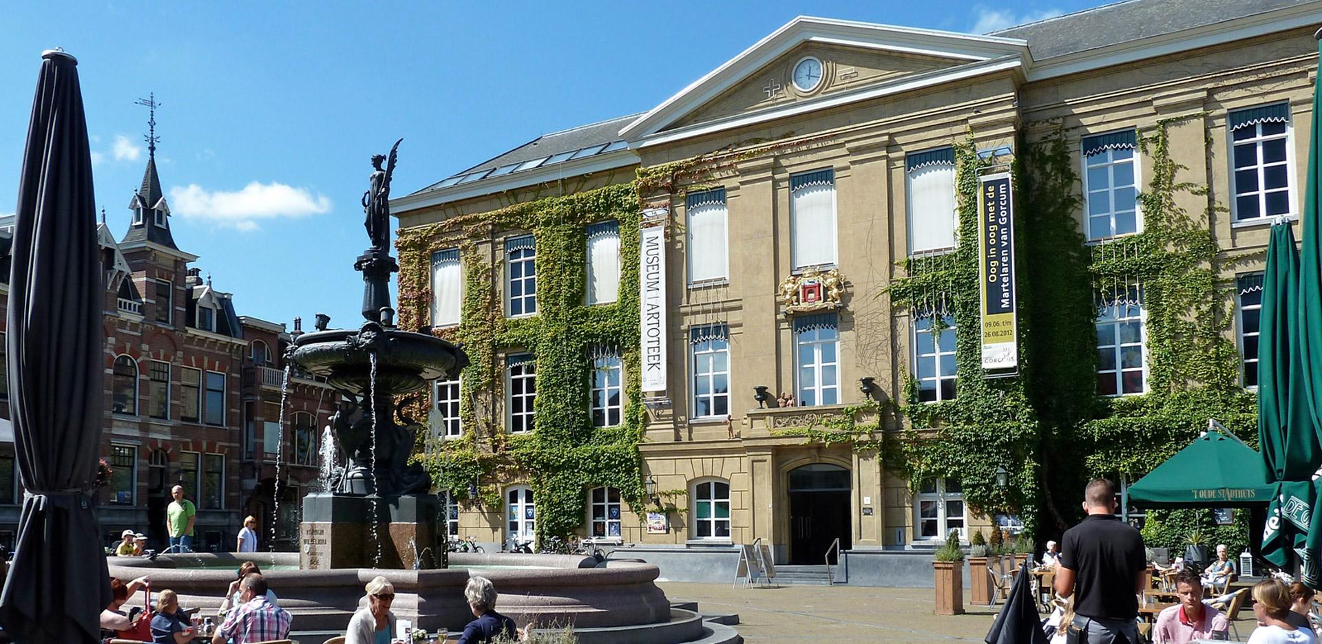 Bovenwoning te huur Gorinchem binnenstad Gasthuisstraat